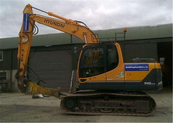 Excavator Hire Dublin   Mini Digger Hire   Tractor Rental